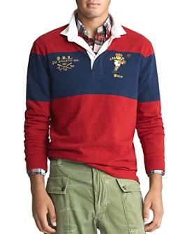 Polo Ralph Lauren - Classic Fit Bear Rugby Shirt