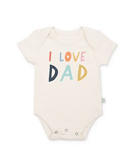 Finn & Emma - Unisex I Love Dad Bodysuit - Baby