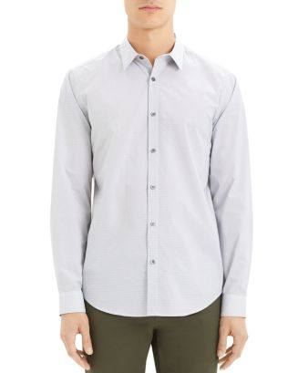 irving-regular-fit-shirt by theory