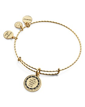 Alex and Ani - Path of Life Charm Bangle Bracelet