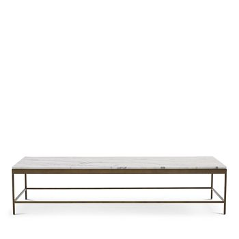 Mitchell Gold Bob Williams - Vienna Large Rectangle Cocktail Table