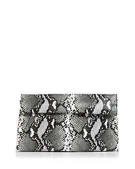 AQUA - Python-Print Clutch - 100% Exclusive