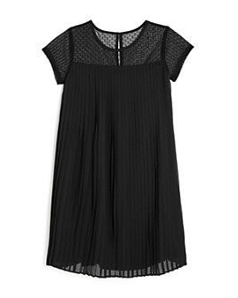 BCBGirls - Girls' Pleated A-line Dress - Little Kid