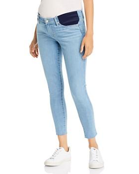 Joe's Jeans - The Icon Crop Maternity Jeans in Eliana