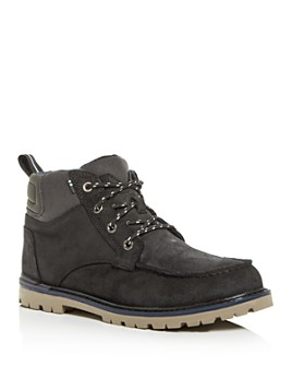 TOMS - Men's Hawthorne Waterproof Suede Hiking Boots