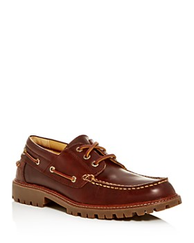 Sperry - Men's Authentic Original Lug Three Eye Lace-Up Boat Shoes