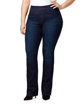 Sanctuary Curve - Uplift Bootcut Legging Jeans in Seastone