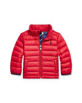 Ralph Lauren - Boys' Packable Quilted Puffer Jacket - Baby