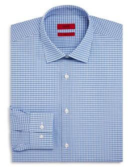 HUGO - Check Pattern Slim Fit Dress Shirt