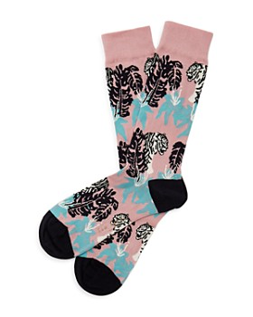Ted Baker - Milam Tiger & Jungle Pattern Socks