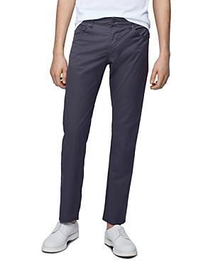 Boss Maine Straight Fit Jeans in Dark Blue