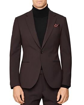 REISS - Malbec B Twill Slim Fit Sport Coat