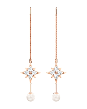 Swarovski Symbolic Chain Earrings
