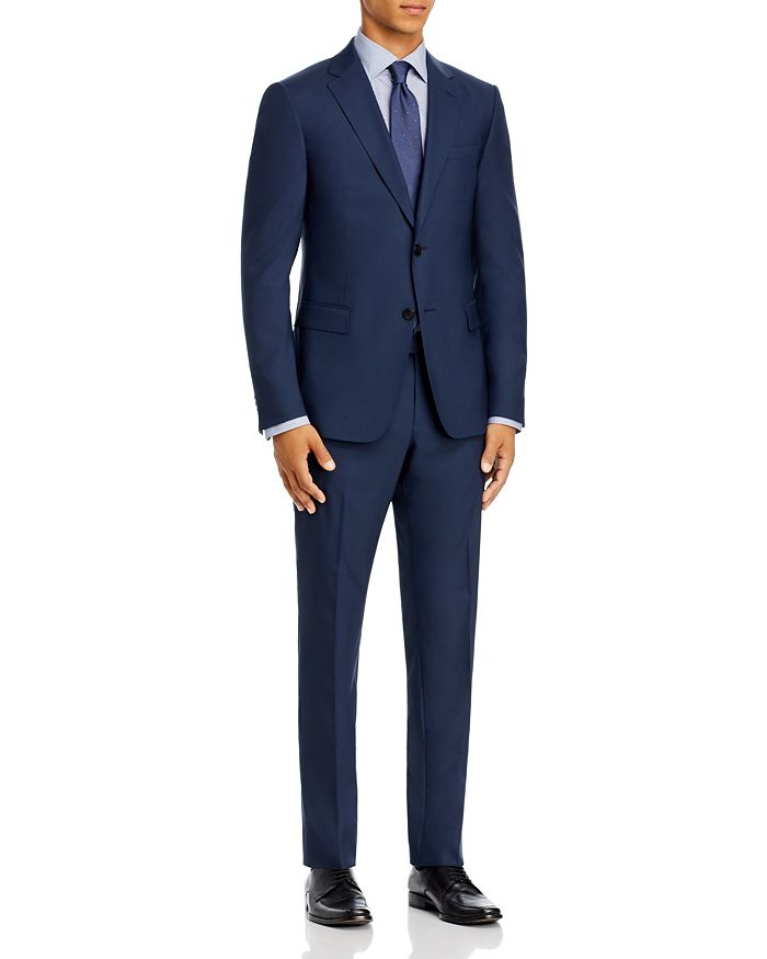 Z Zegna - Travel Wool Slim Fit Suit