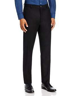 Zanella - Noah Stretch Flannel Slim Fit Dress Pants - 100% Exclusive