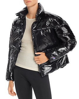 Champion - Glossy Puffer Jacket
