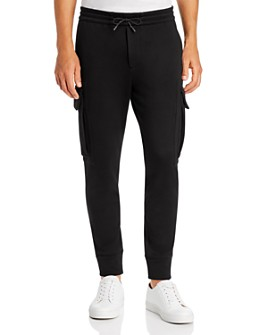 KARL LAGERFELD Paris - Slim Fit Cargo Jogger Pants