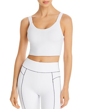 Alo Yoga - Fortify Cropped Tank
