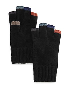 The Men's Store at Bloomingdale's - Color-Trimmed Fingerless Gloves - 100% Exclusive