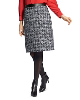 BASLER - Tweed Pencil Skirt