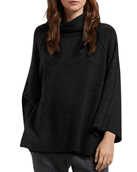 Michael Stars - Raglan-Sleeve Turtleneck Sweater