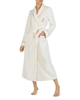 Ralph Lauren - Dalton Long Fleece Robe