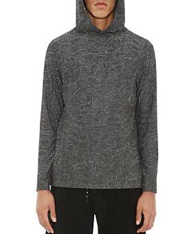 Dyne - Cassini Camo Hooded Sweatshirt