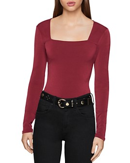 BCBGENERATION - Square-Neck Bodysuit