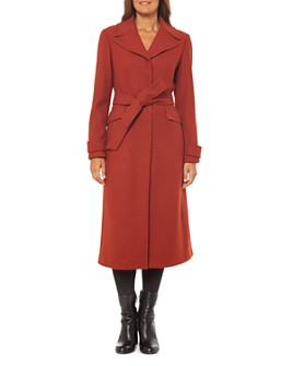 kate spade new york - Belted Long Coat