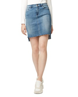 Sanctuary - Rio Vista Step-Hem Denim Skirt