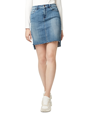Sanctuary Skirts RIO VISTA STEP-HEM DENIM SKIRT