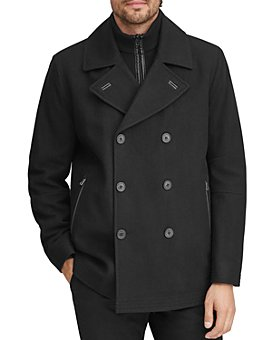 Marc New York - Emmett Wool Peacoat Jacket