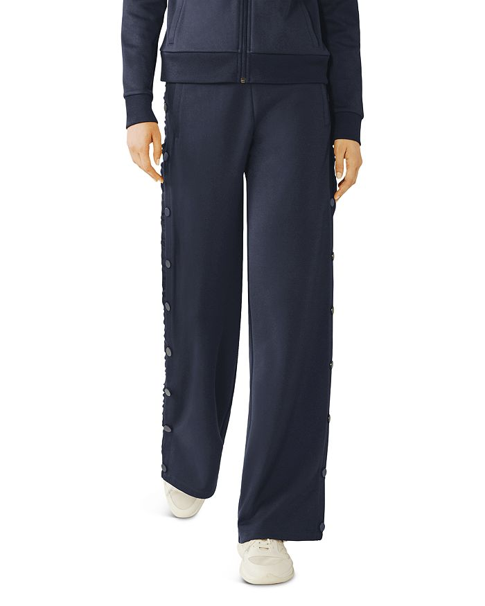 Tory Sport - Ruffled Tear-Away Track Pants