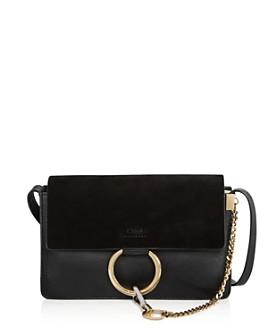 Chloé - Faye Small Leather Shoulder Bag