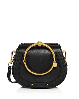 Chloé - Nile Small Leather Bracelet Crossbody