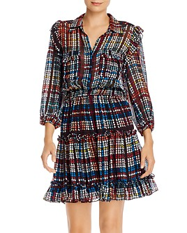 Shoshanna - Selina Plaid Dress
