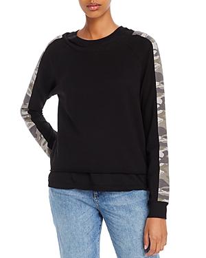 Monrow Two-Piece Sweatshirt