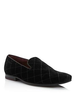Ted Baker - Men's Aldmir Velvet Loafers