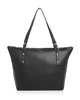 kate spade new york - Polly Large Pebbled Leather Tote