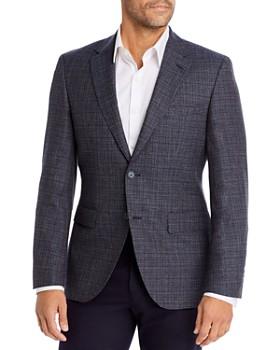 BOSS - Jewels Speckled Solid Regular Fit Sport Coat