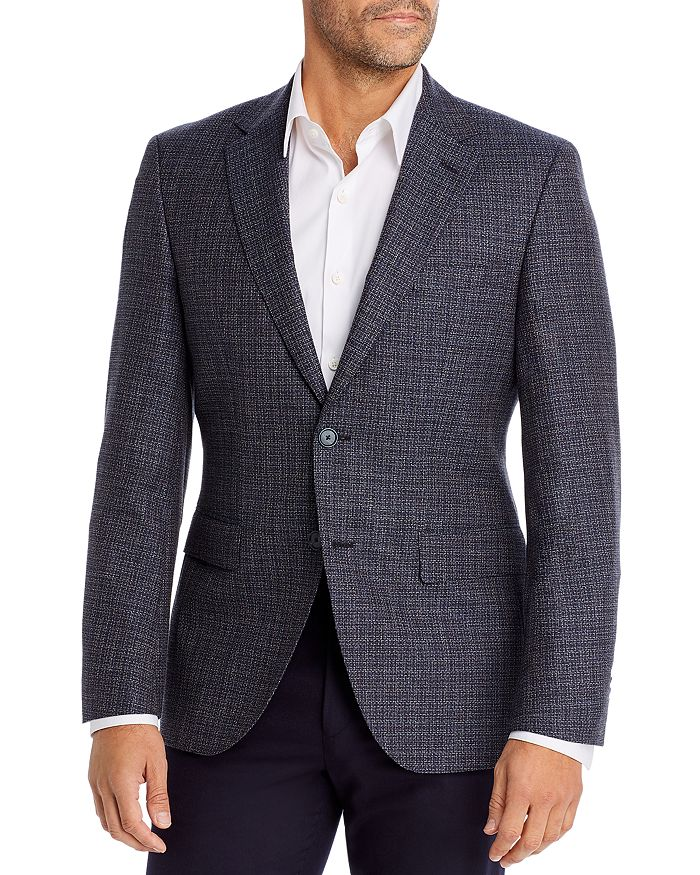 BOSS - Jewels Speckled Solid Regular Fit Sport Coat