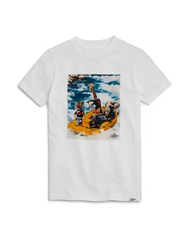 Kid Dangerous - Boys' Animal Raft Tee - Little Kid, Big Kid