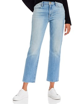 FRAME - Le High Straight Jeans in Locke