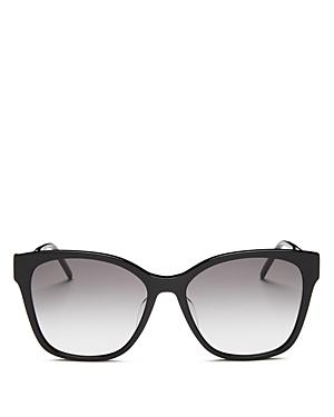 Saint Laurent Women\\\'s Square Sunglasses, 56mm-Jewelry & Accessories