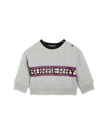 Burberry - Boys' Mini Marlon Logo Sweatshirt - Baby