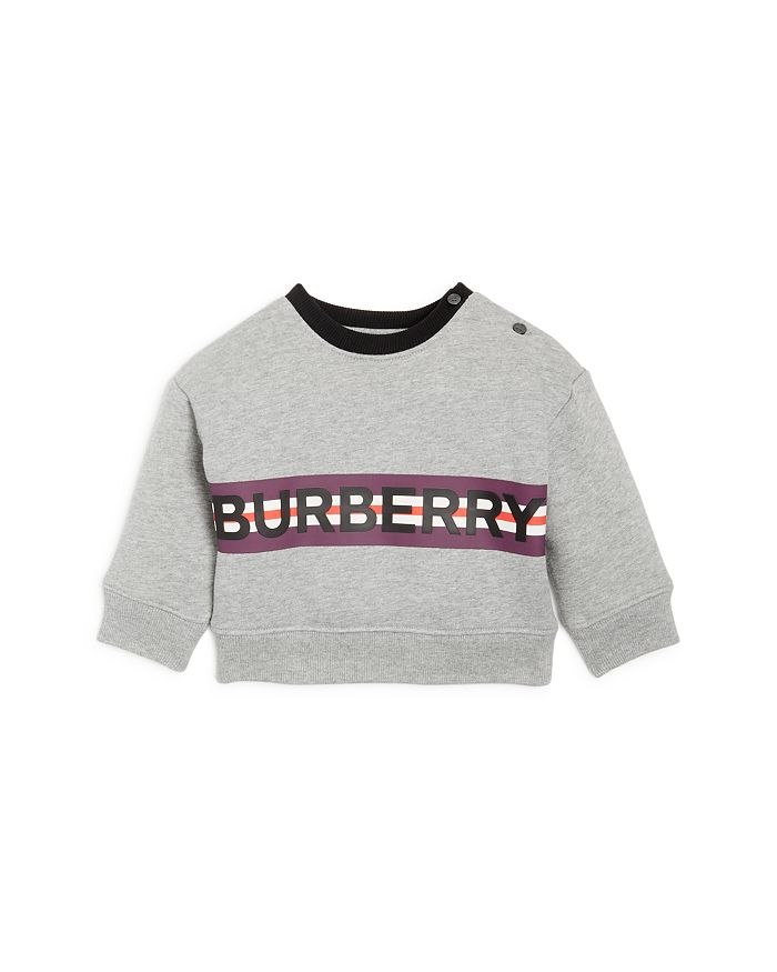 Burberry - Boys' Mini Marlon Logo Sweatshirt - Baby