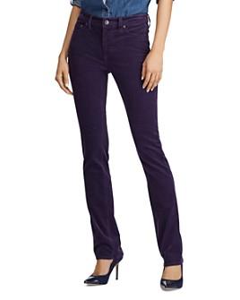 Ralph Lauren - Straight-Leg Corduroy Jeans