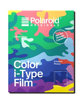 Polaroid Originals - Camo Print Film for i-Type Camera