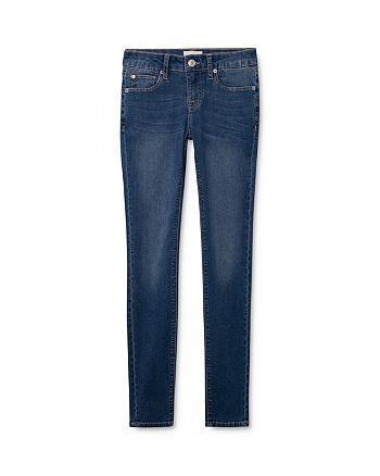 Hudson - Girls' Christa Faded Super Stretch Skinny Jeans - Little Kid