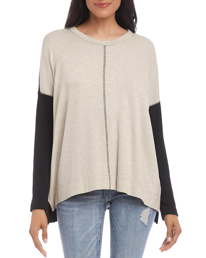 Karen Kane - Color-Block Sweater